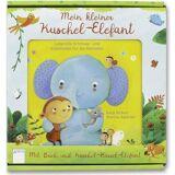geschenkidee.ch Mein kleiner Kuschelelefant - Buch und Rassel