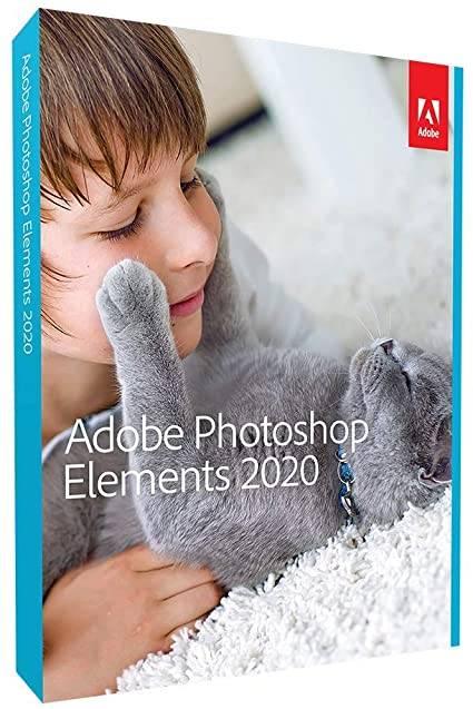 Adobe Photoshop Elements 2020 Win, Download