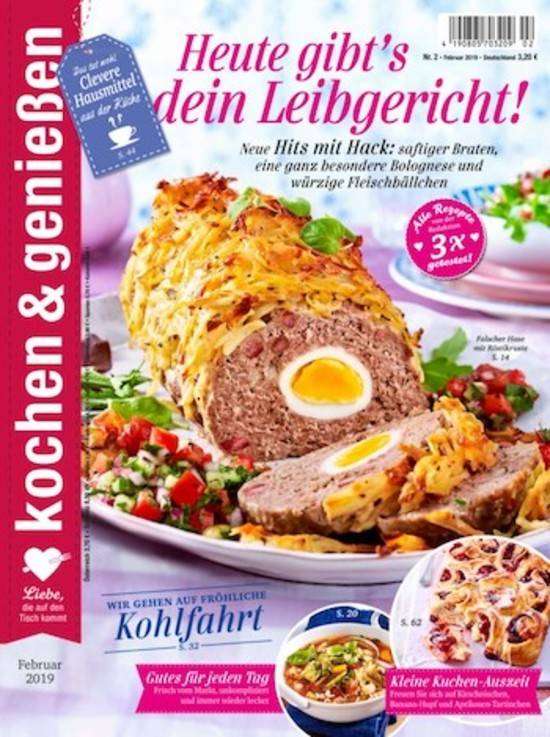 Kochen & Geniessen Abo