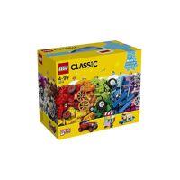 lego classic - kreativ-bauset fahrzeuge 10715