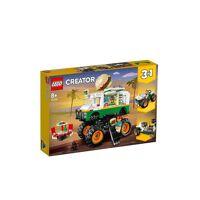 lego creator - burger-monster-truck 31104
