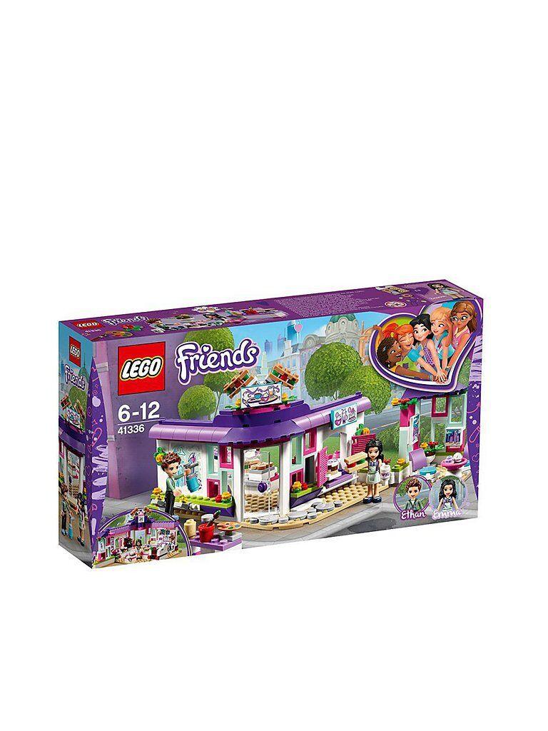 Lego Friends - Emmas Künstlercafe 41336