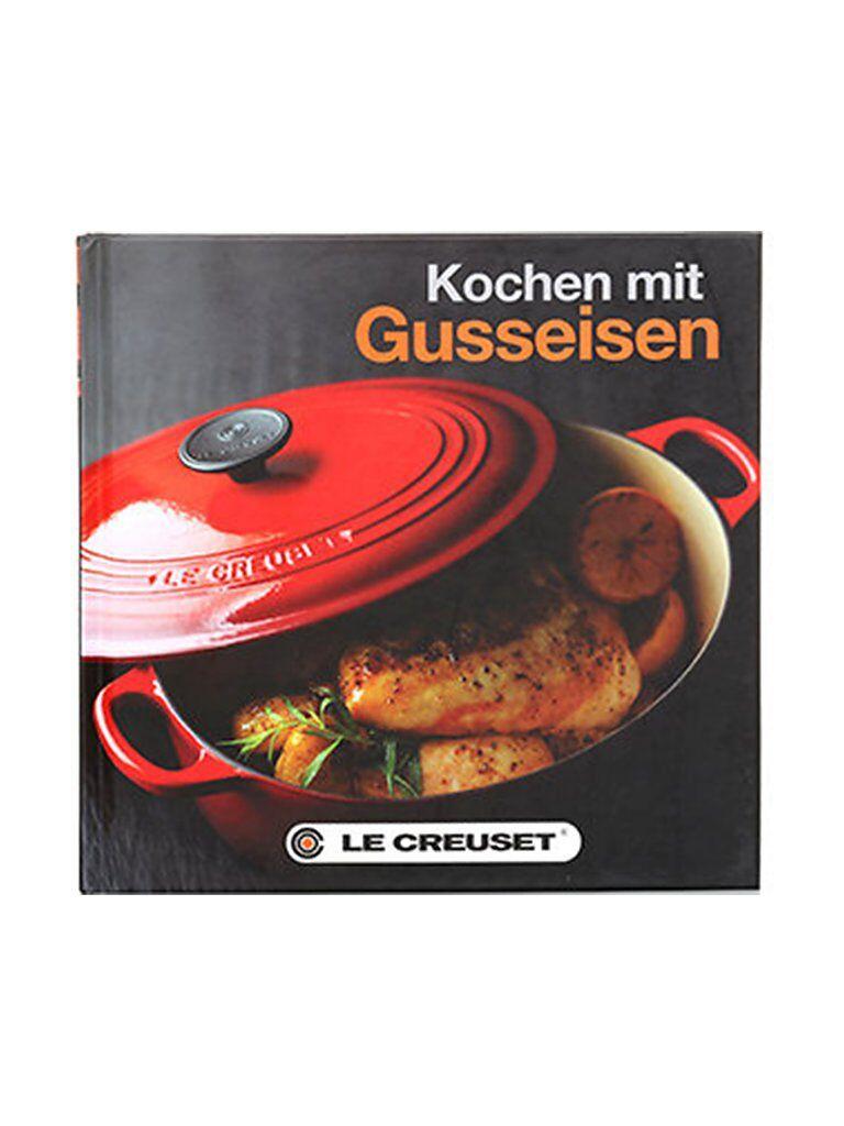 LE CREUSET Kochbuch - Kochen mit Gusseisen