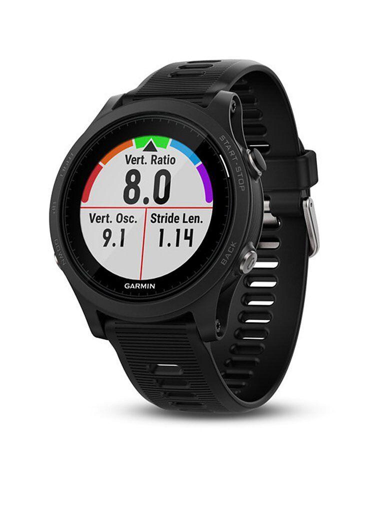 Garmin GPS-Multisportuhr Forerunner 935 schwarz