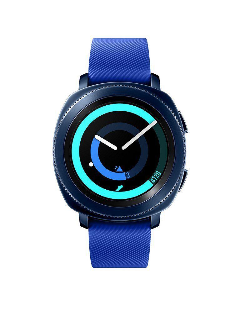 Samsung Aktivitätstracker Gear Sport SM-R600 blau