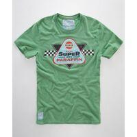 superdry paraffin t-shirt s grün