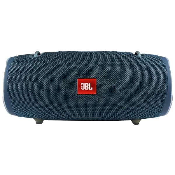 JBL Xtreme 2 Bluetooth Speaker Lautsprecher Tragegurt & Freisprechfunktion Wasserdicht Blau