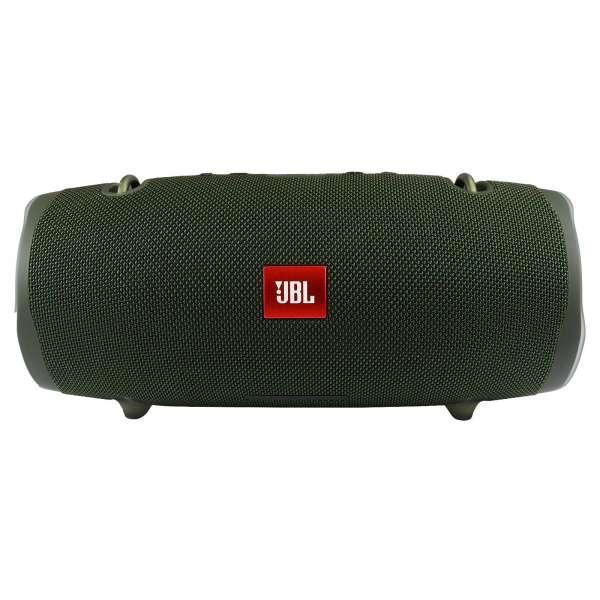 JBL Xtreme 2 Bluetooth Speaker Lautsprecher Tragegurt & Freisprechfunktion Wasserdicht Forest Grün