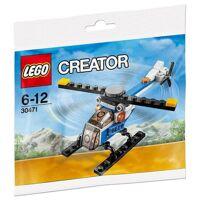 lego® polybag lego creator - 30471 - hubschrauber