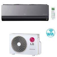 lg klimaanlagen mono split serie artcool inverter 9000 btu ac09bq 2,5 kw wärmepumpe