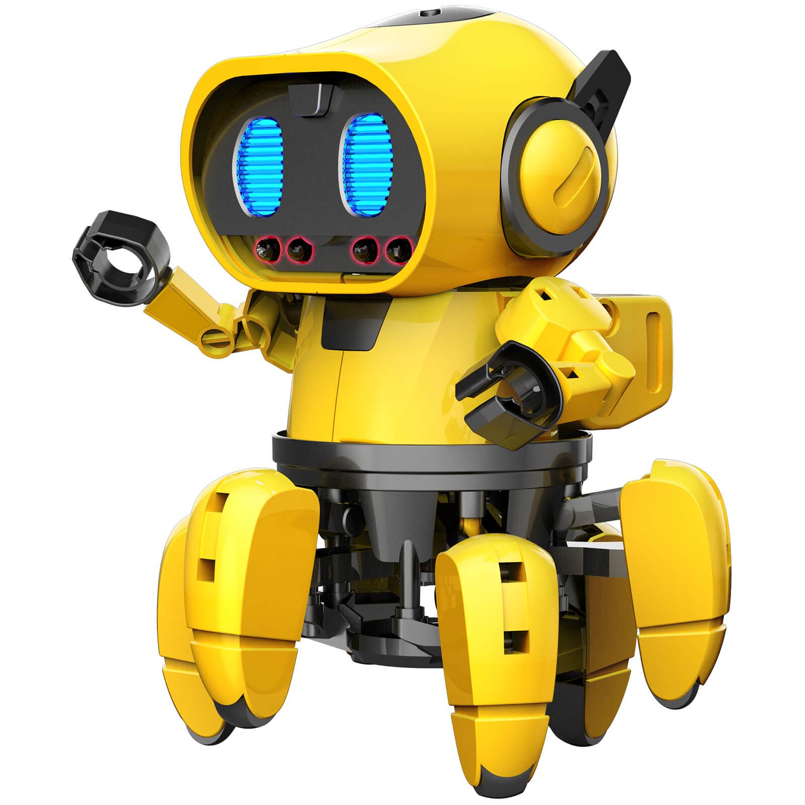 The Source Tobbie der Roboter