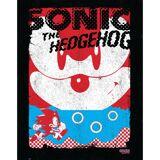 SEGA Sonic the Hedgehog Kunstdruck