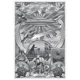 Acme Archives Star Wars The Empire Strikes Back  Darkness Shines  Zavvi Exklusiver Print von Steve Thomas (61 x 91 cm)