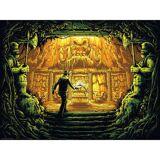 Acme Archives Indiana Jones und die Jäger des verlorenen Schatzes, 46 x 61 cm Siebdruck There is Nothing to Fear Here von Dan Mumford