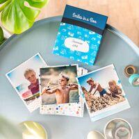 smartphoto fotos in der box kamera blau