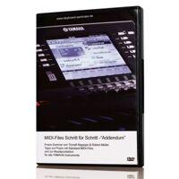 keyboard-seminare - midi-files schritt für schritt video dvd