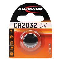 ansmann - cr2032 3 v lithium-knopfzelle