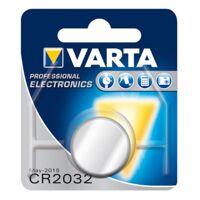 varta - cr2032 lithium-knopfzelle