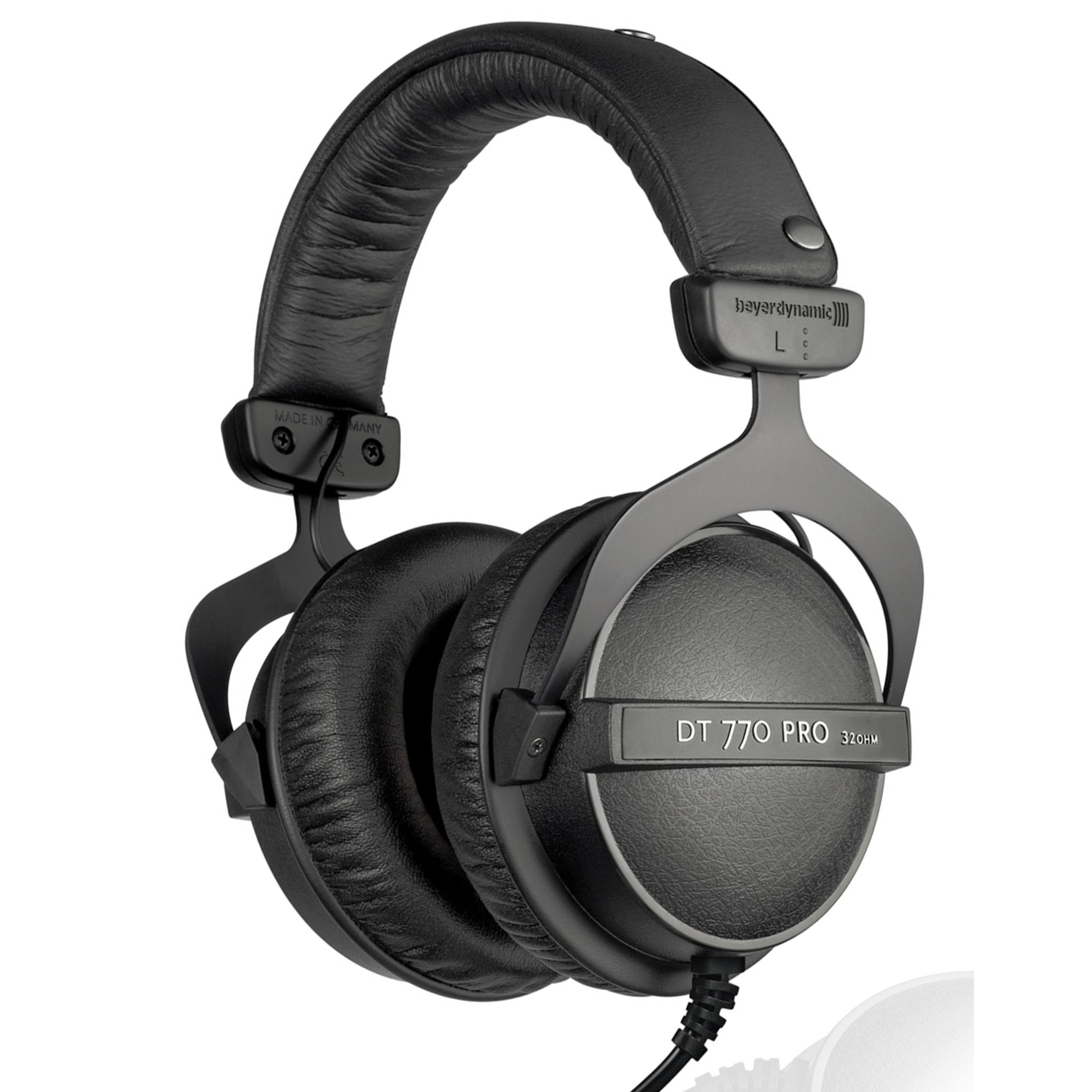 beyerdynamic - DT 770 PRO/32 Studiokopfhörer geschlossen, 32ohm