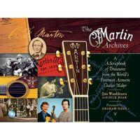 hal leonard - the martin archives scrapbook