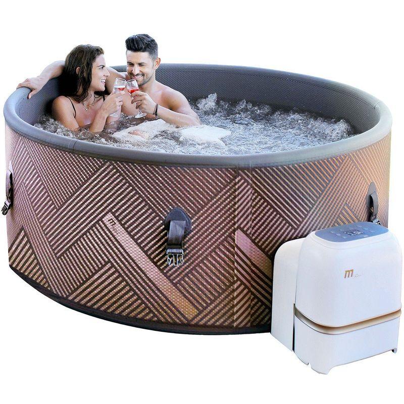 MSPA Miweba MSPA aufblasbarer Whirlpool Concept C-MO069 Outdoor Indoor Pool