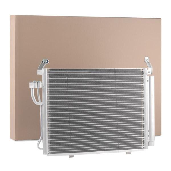 RIDEX Klimakondensator HYUNDAI 448C0258 976060X000,976060X010 Kondensator,Klimakühler,Kondensator Klimaanlage,Kondensator, Klimaanlage