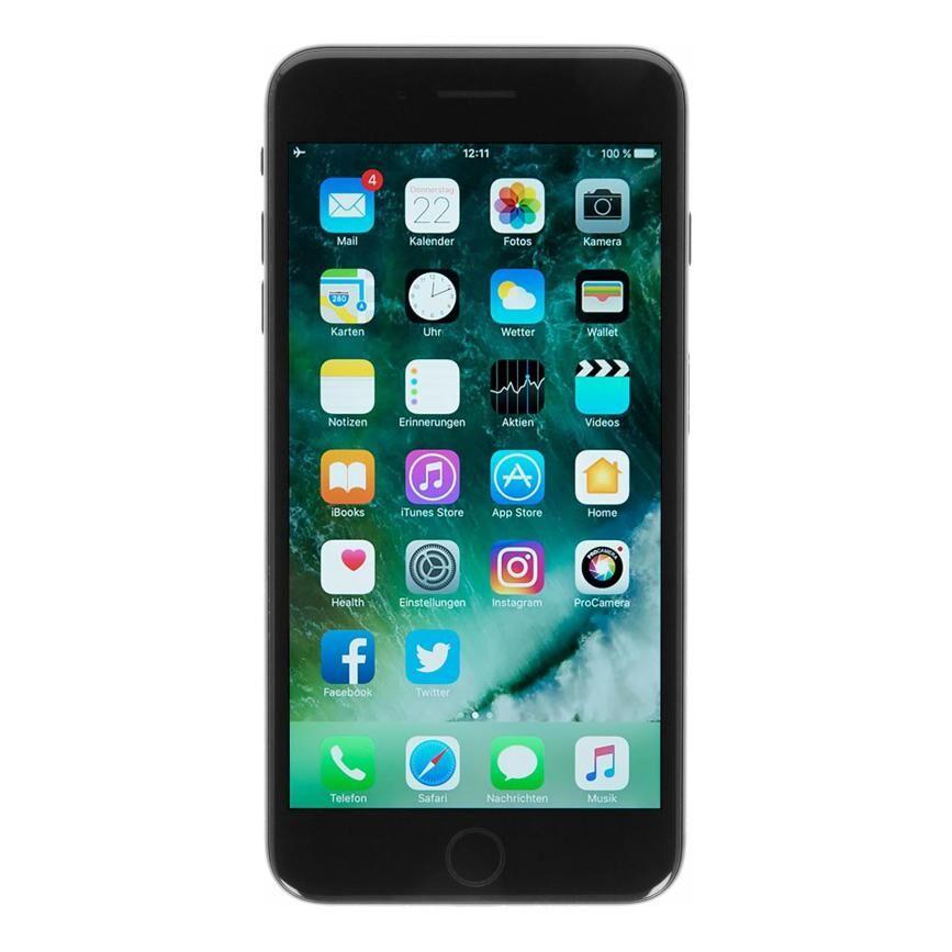 Apple iPhone 7 Plus 32GB diamantschwarz new
