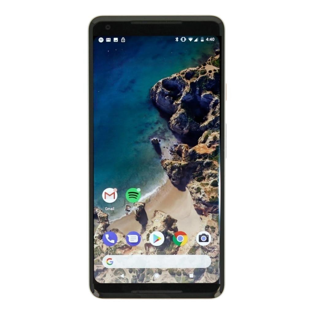 Google Pixel 2 XL 64GB schwarz refurbished