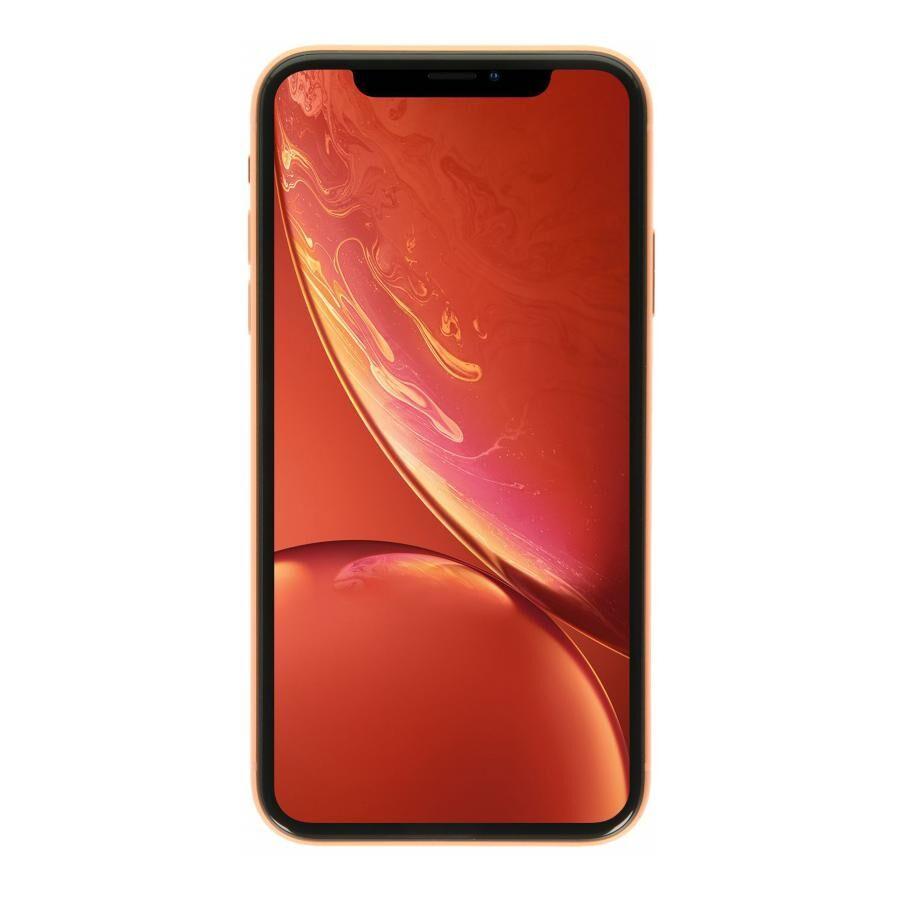 Apple iPhone XR 64GB koralle refurbished