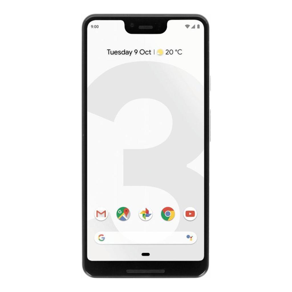 Google Pixel 3 XL 64GB weiss refurbished
