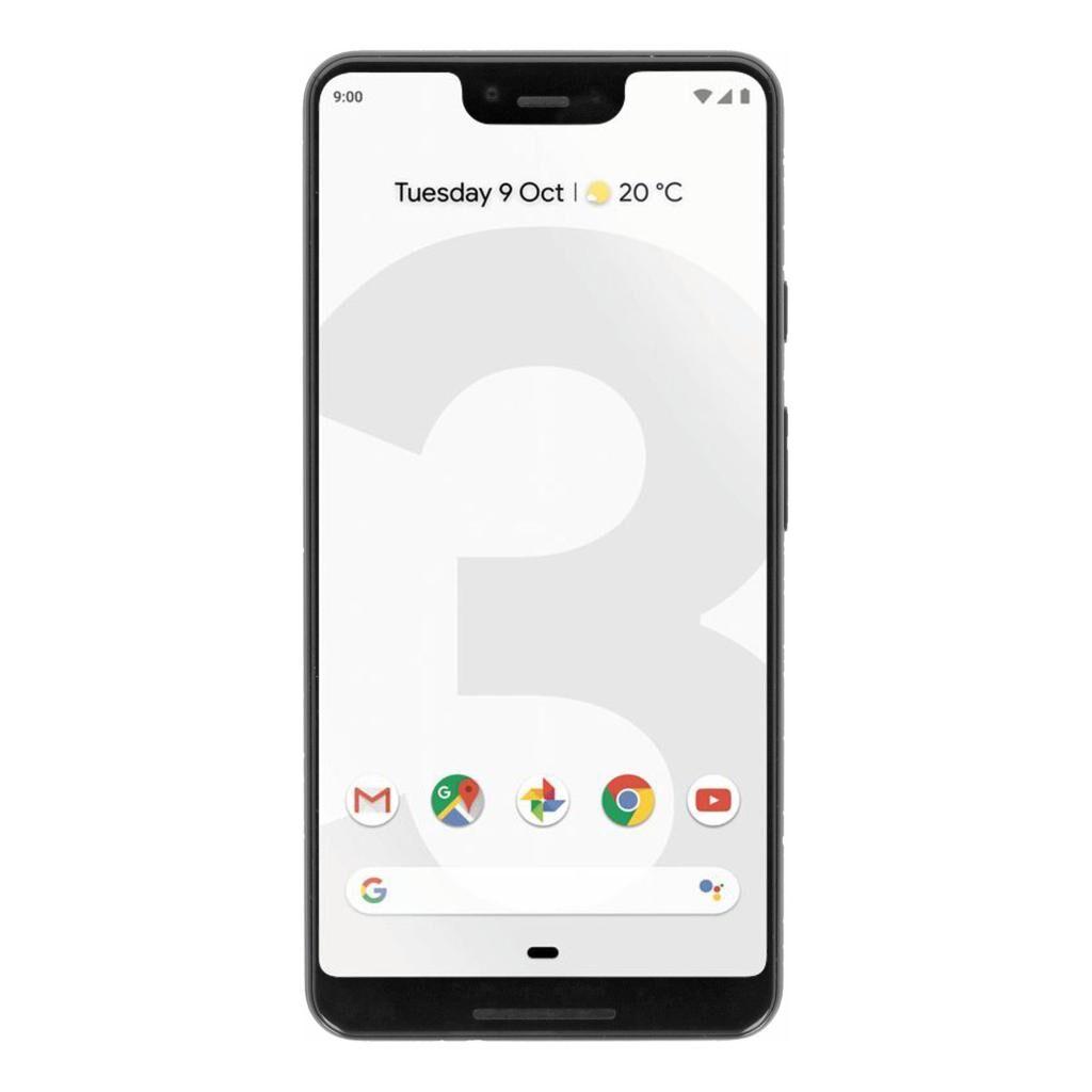 Google Pixel 3 XL 128GB schwarz refurbished