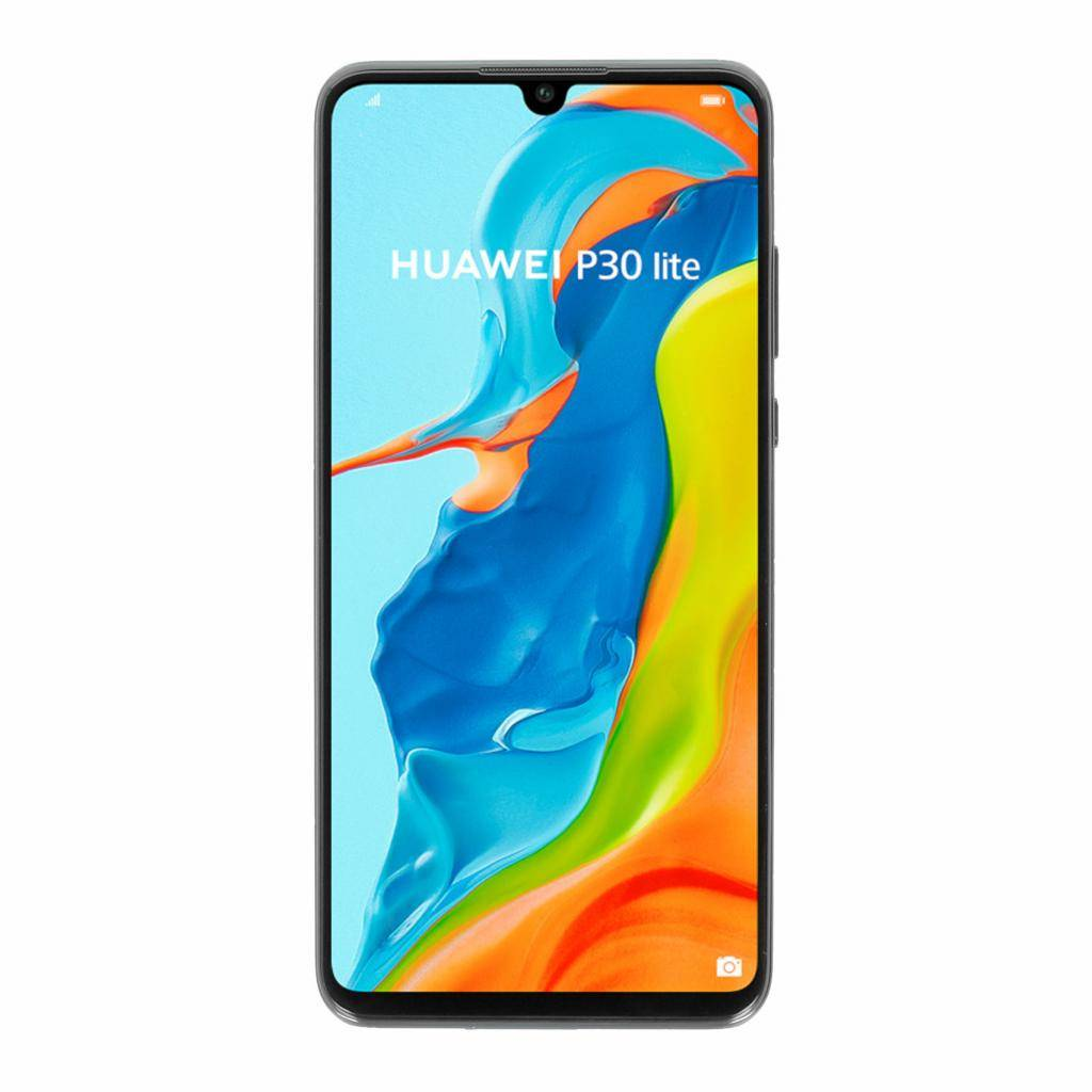 Huawei P30 lite Dual-Sim 128GB schwarz refurbished