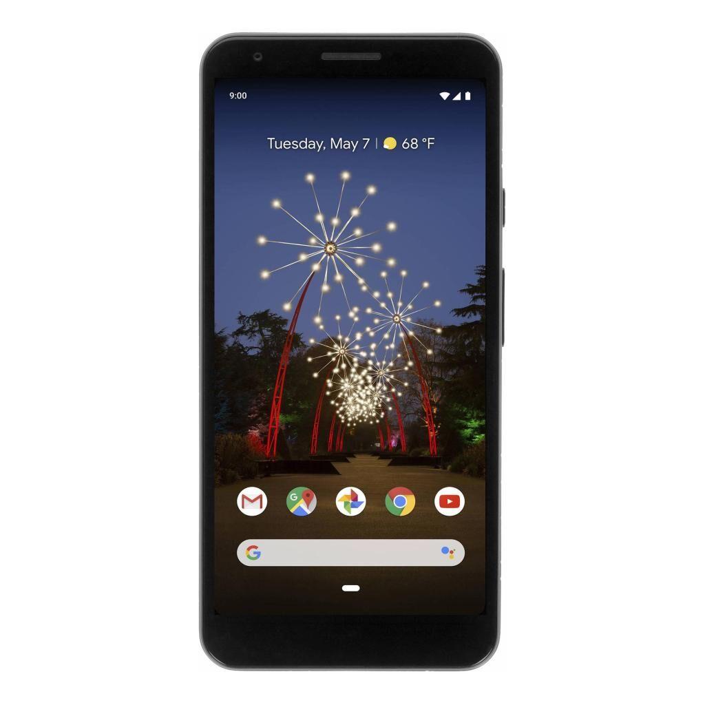 Google Pixel 3a XL 64GB schwarz refurbished