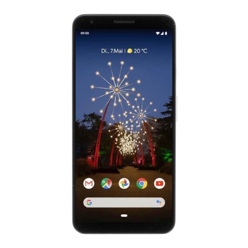 Google Pixel 3a XL 64GB weiß refurbished