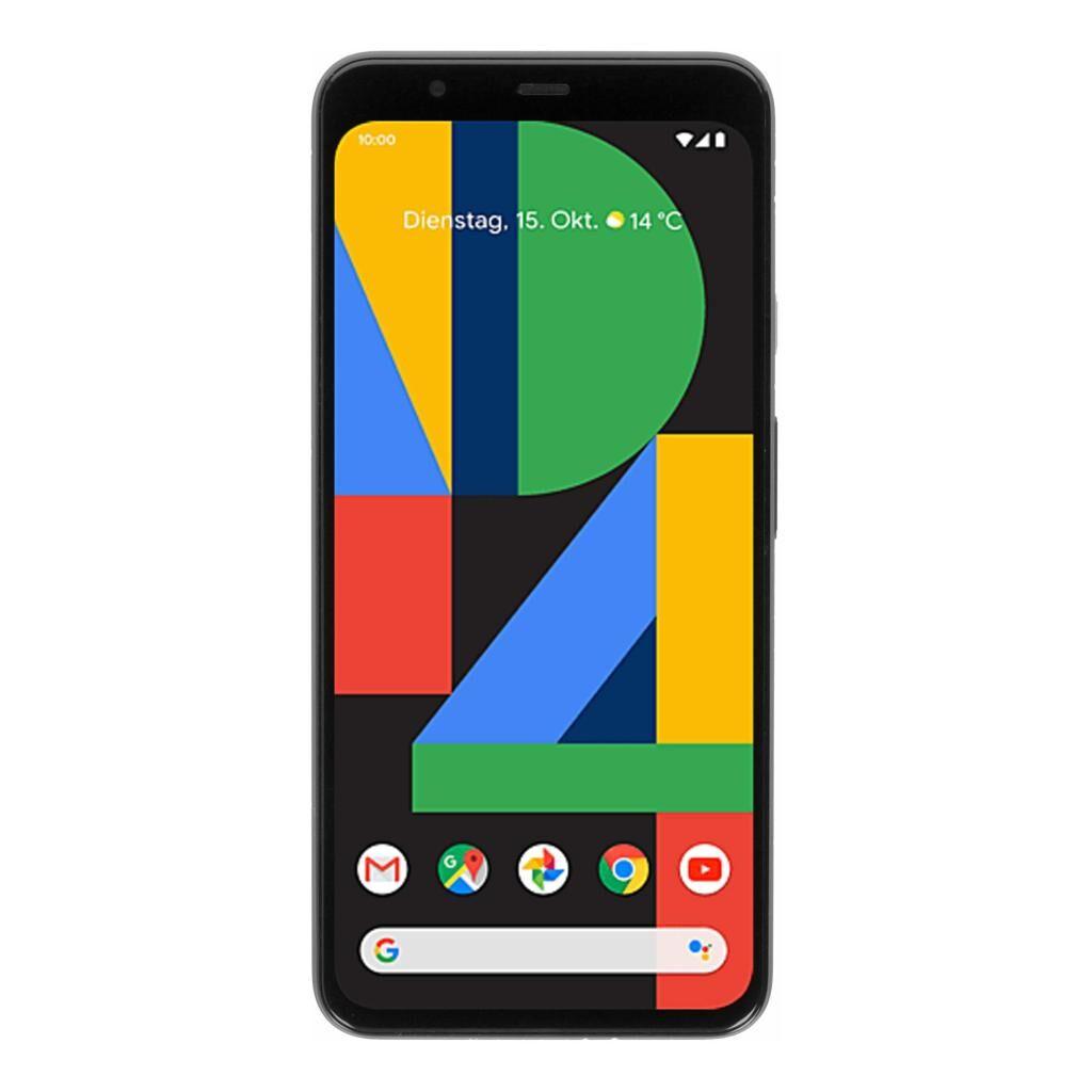 Google Pixel 4 XL 64GB schwarz refurbished