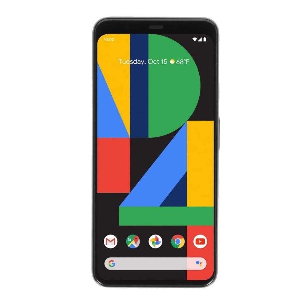Google Pixel 4 XL 128GB schwarz refurbished