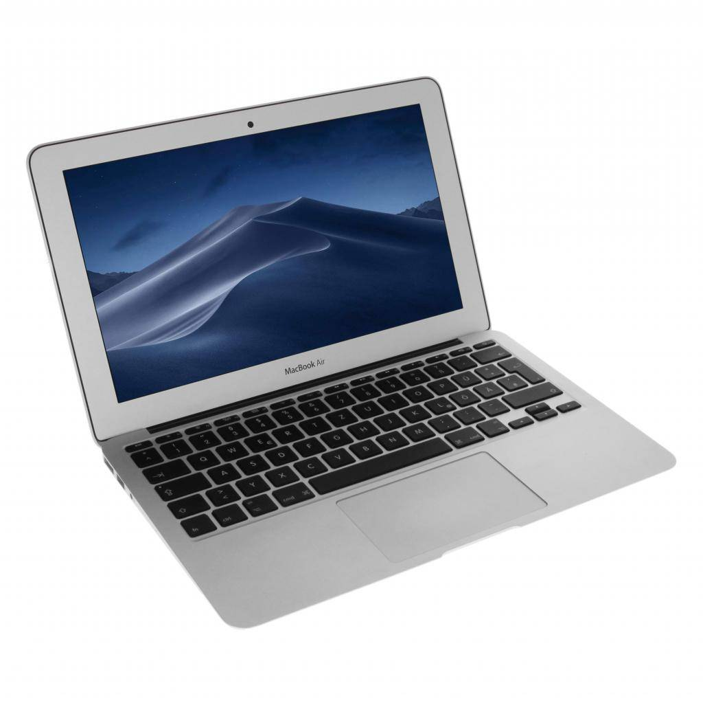 "Apple Gebraucht: Apple MacBook Air 2014 11,6"" Intel Core i5 1,40 GHz 256 GB SSD 4 GB silber"