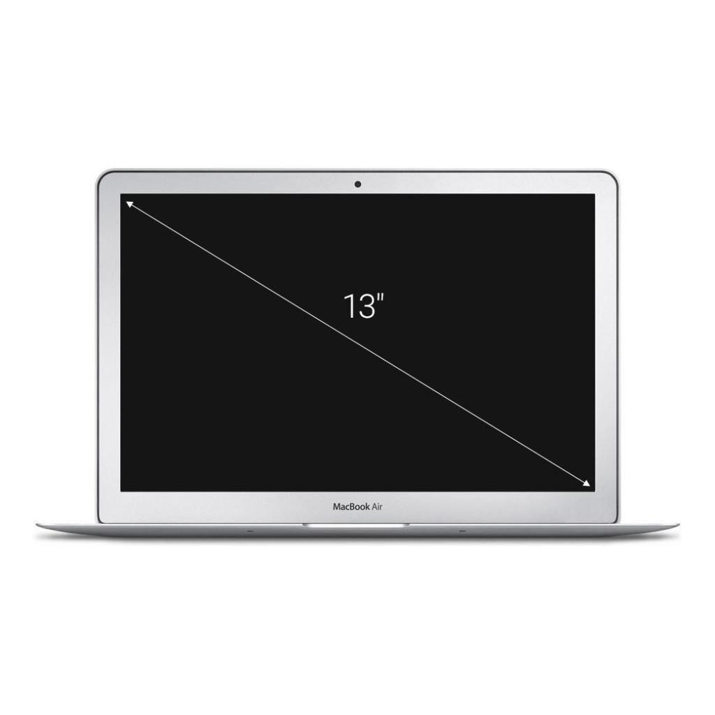 "Apple Gebraucht: Apple MacBook Air 2014 13,3"" Intel Core i5 1,40 GHz 128 GB SSD 4 GB silber"