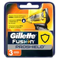 gillette fusion klingen proshield 3 stuck