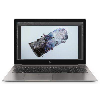 HP ZBook 15u G6 Mobile Workstation mit 4K Display & AMD Radeon™ Pro WX 3200 + Z-Serie Monitor 24