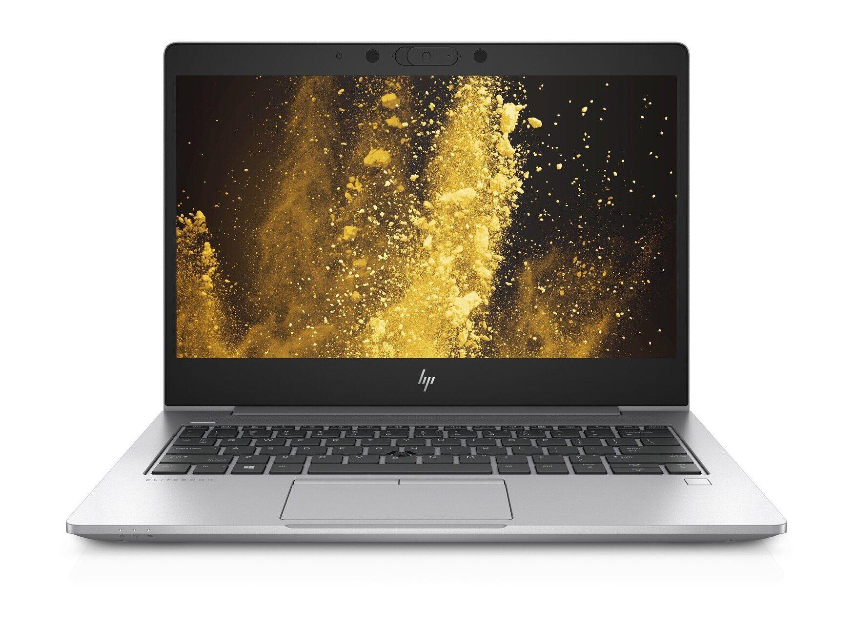 HP EliteBook 830 G6 Notebook-PC mit Sure View Blickschutz und 4G/LTE Modem