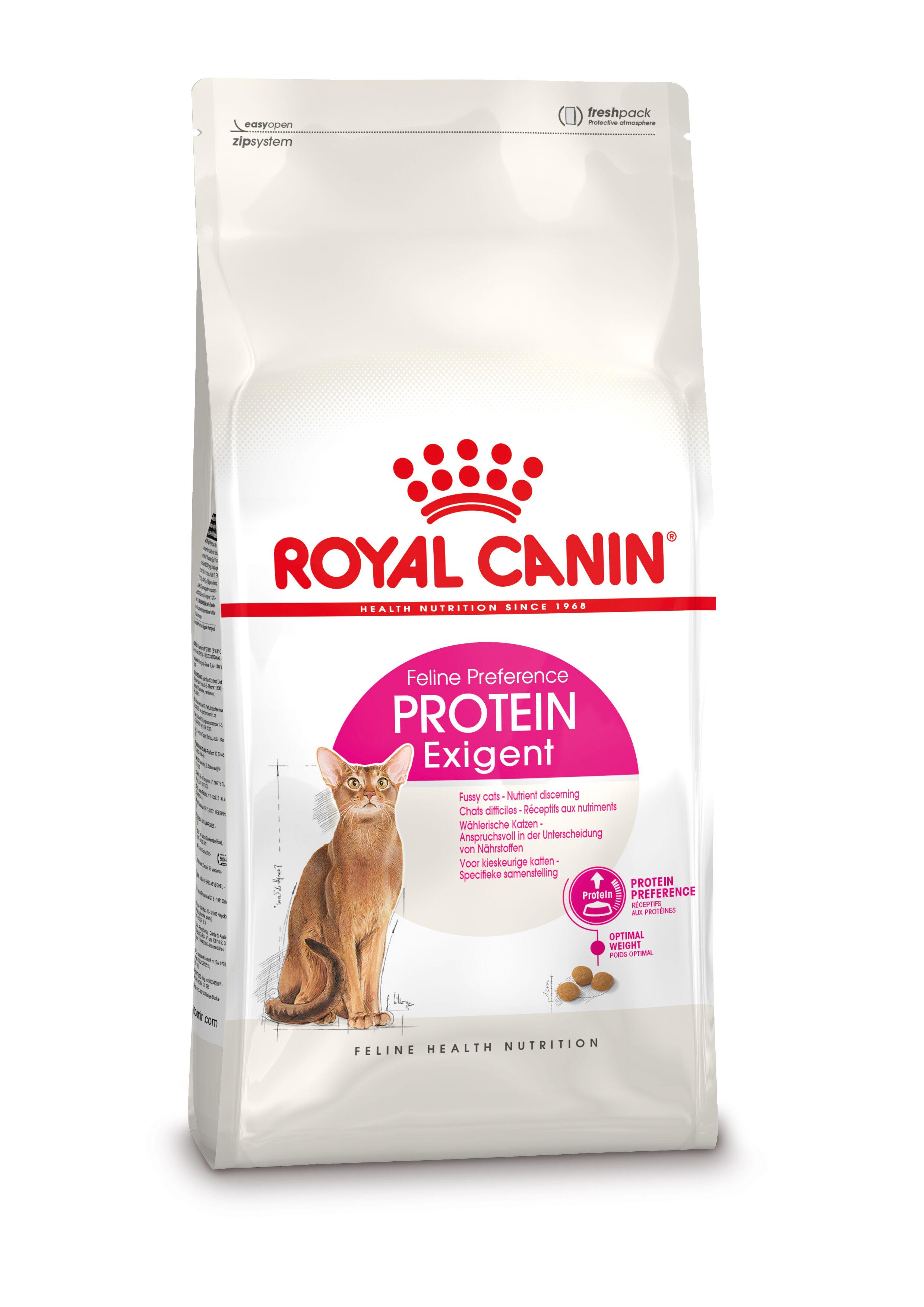 Royal Canin Protein Exigent Katzenfutter 2 x 10 kg