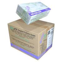 sfm hospital products gmbh sfm ® stable work : m nitrilhandschuhe puderfrei fingertexturiert acc-frei blau (1000)