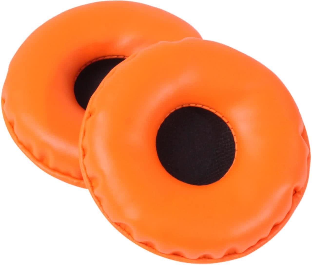 Zomo HD-1200 Polsterset PVC - S orange