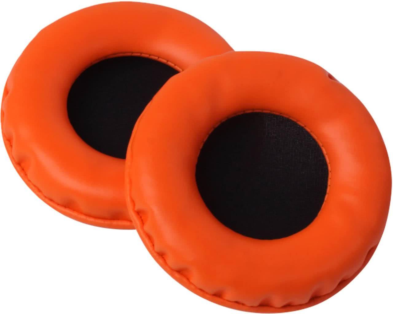 Zomo HD-1200 Polsterset PVC - L orange