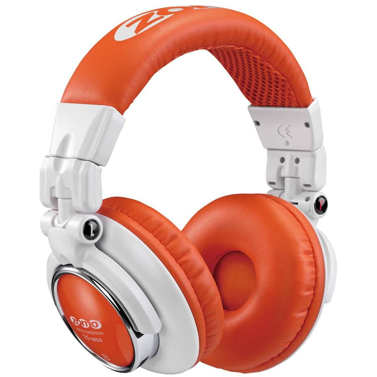 Zomo HD-1200 weiß/orange