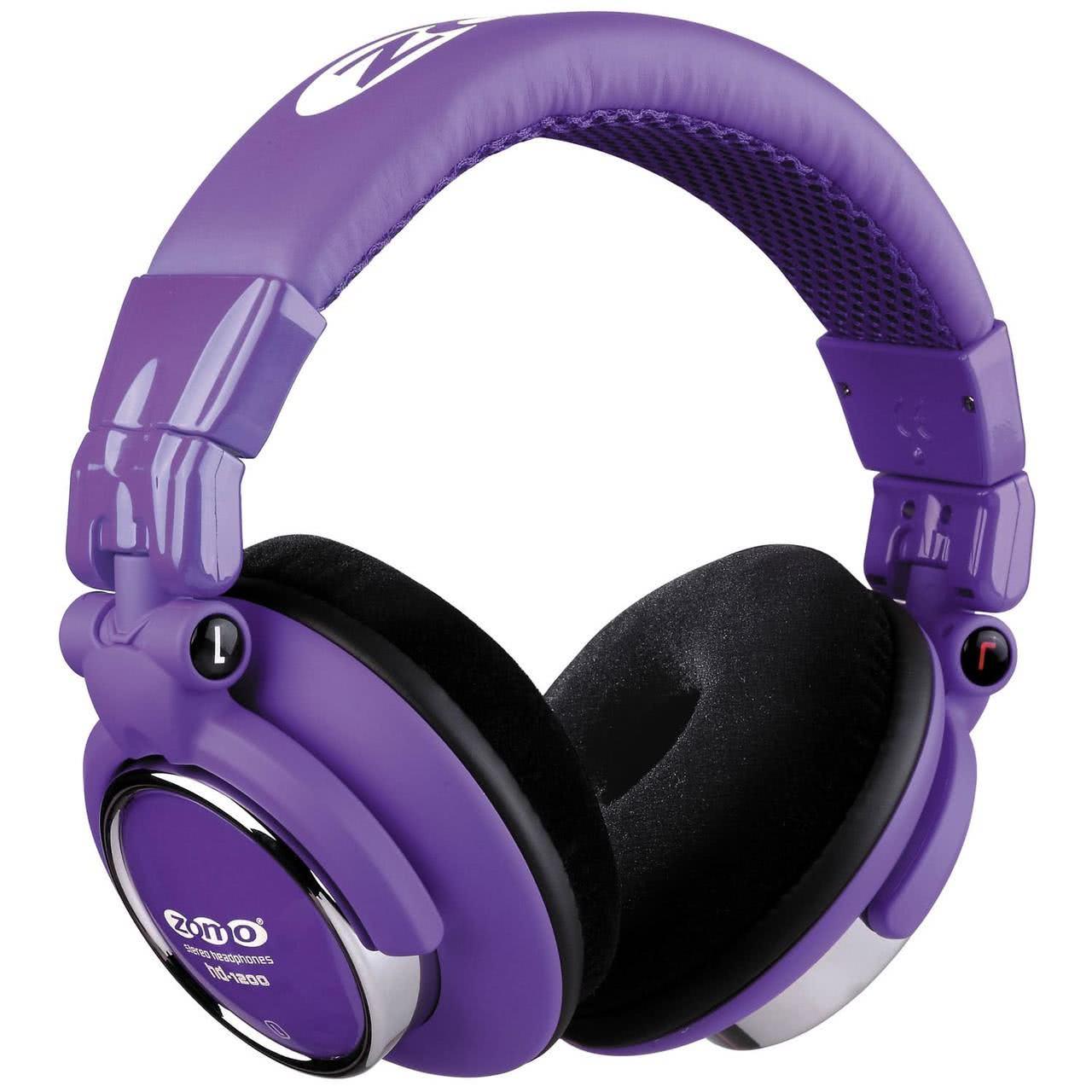 Zomo HD-1200 purple
