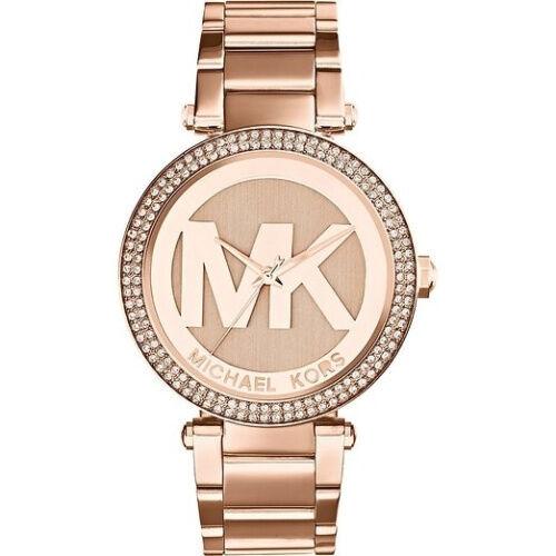 Michael Kors Uhren Michael Kors MK5865 Parker Damenuhr