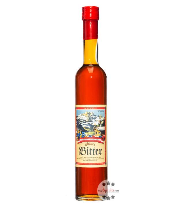 Fein Prinz Bitter Kräuterlikör  (30 % Vol., 0,5 Liter)