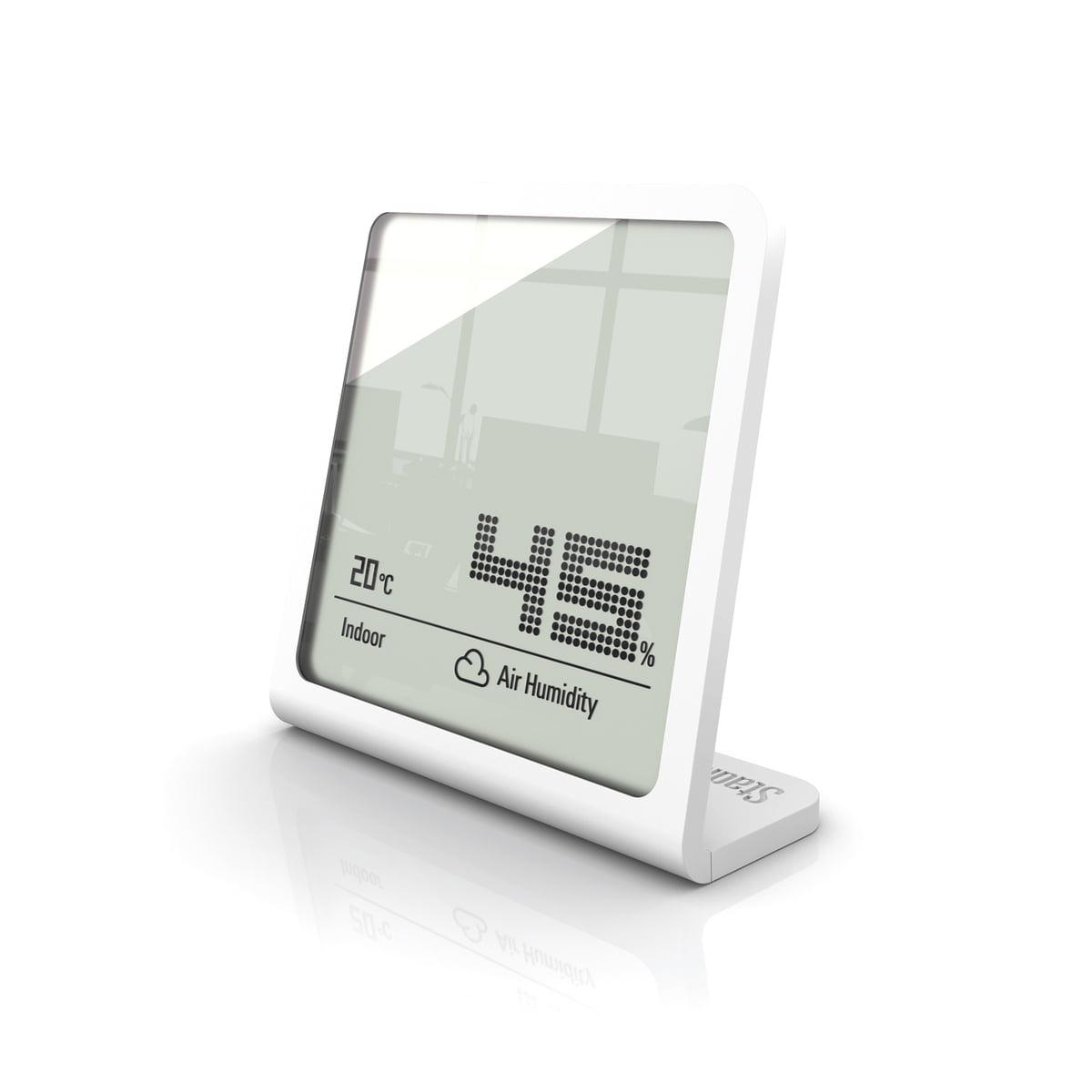 Stadler Form - Selina Thermometer / Hygrometer, weiß